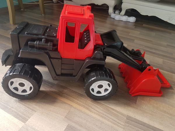 Spielzeug Bagger groß wie neu