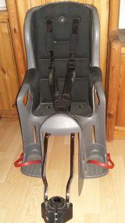 Römer-Kinder-Fahrradsitz mit Adapter