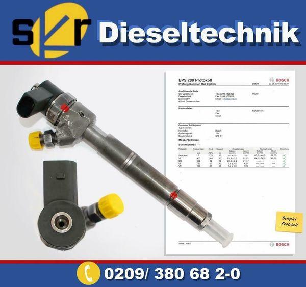 Bosch Einspritzdüse 0445115048 Injektor 0986435354