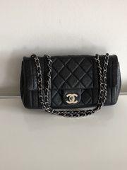 Tasche Chanel Schwarz