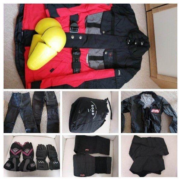 Motorrad Kleidung XS S Jacke