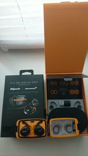 Kopfhörer Bluetooth Klipsch T5 II