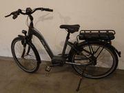 FALTER-E-Bike E8 8 Einrohr Alurahmen