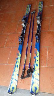 Atomic SX10 Ski 170cm mit