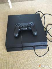 Playstation 4 mit 500gb