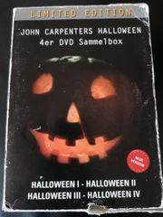 Limited Edition John Carpenters Halloween