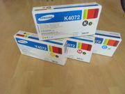 Samsung Toner K4072 4 Stück