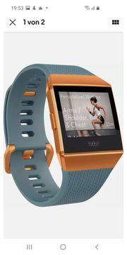 Fitbit Ionic Sportracker Smartwatch NEU