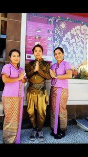 Verlosung von Massagegutscheinen Massage Thaimassage