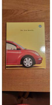 VW Beetle Buch - neuwertig