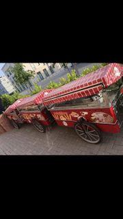 Imbisswagen Verkaufsstände