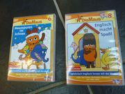 2x DVD Die Maus Englisch