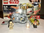 LEGO STAR WARS 75176 - komplett