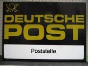 Emailschild Deutsche Post