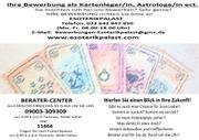 Kartenlegen Job Jobangebot Hellsehen Astrologie