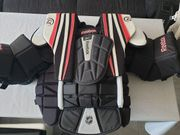 Eishockey Goalie Reebok Brustpanzer Premier
