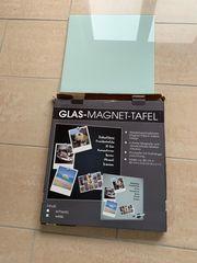 Glas-Magnet-Tafel