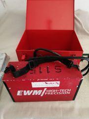 Elektroden Schweissgerät im Blechkoffer sehr