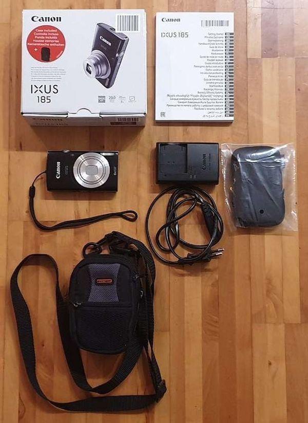 Digitalkamera Canon IXUS 185 mit