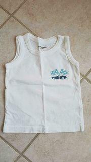 3 Unterhemd Vertbaudet Gr 86