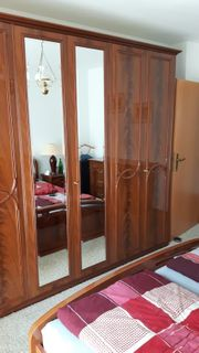 Gebrauchtes Schlafzimmerset in gutem Zustand