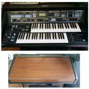 Technics elektronische Orgel