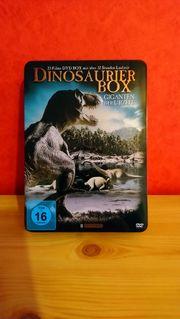 Dinosaurier Box - Giganten der Urzeit -