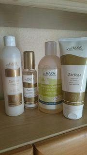 Haka Haut- Haarpflegeset