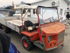 Rapid Alltrac 1350 Schlepper: Kleinanzeigen aus Götzis - Rubrik Traktoren, Landwirtschaftliche Fahrzeuge