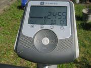 Heimtrainer Fahrrad Ergometer Fitnessgerät Sport