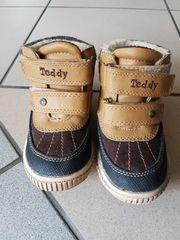 Winterschuhe braun von Teddy - Größe