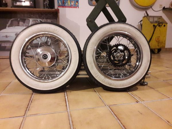 Puch DS50 Teile