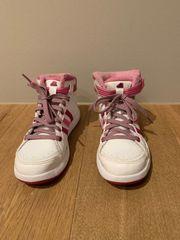 Adidas Sneaker Damen Jugendliche weiss-pink