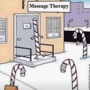 Massage und intimrasur für die
