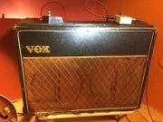 VOX AC 30 Bj 1960