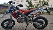 Aprilia Moped Cross