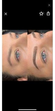 Microblading permanent make up und