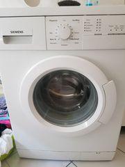 Siemens Waschmaschine 3 Jahre Einzelhaushalt