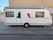 Bürstner Premio 460TS mit Mover