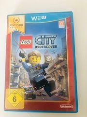 Wii U Spiel Lego City