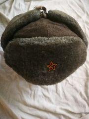 Wintermütze Chapka Sowjetarmee