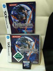 Castlevania Order of Ecclesia Nintendo