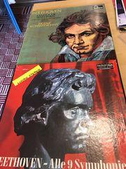 alte LP s Vinyl Beethoven