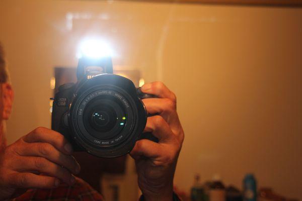 Canon EOS 60D Sigma DC