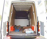 Bonn Transporter mit Fahrer Umzugsunternehmern