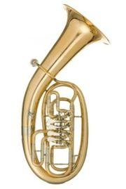 Melton Meisterwerk Tenorhorn Goldmessing 4