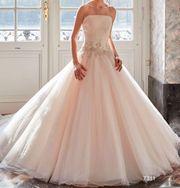 Brautkleid gr 38 von Diane
