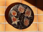 Kunsthandwerklicher Teller