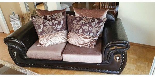 3-2-1 Sitzer Couchgarnitur zu verkaufen