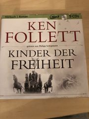 Hörbuch Ken Follett - Kinder der